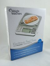 Weight Watchers Electronic Food Scale w/ Points Plus in Houston, Texas