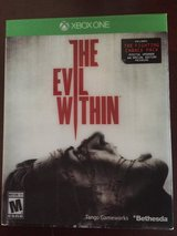The Evil Within - NEW Xbox One Game in Baytown, Texas