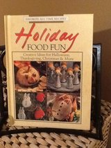 NEW Holiday Food Fun Cook Book in Westmont, Illinois