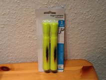 Yellow Highlighters in Ramstein, Germany