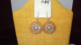 Fashion Jewelry Earrings - Pink in Spring, Texas