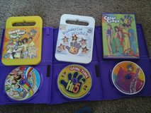 6 Kids Hi-5 DVDs in Naperville, Illinois