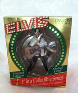 Elvis Collectible Ornament 1995 in Glendale Heights, Illinois
