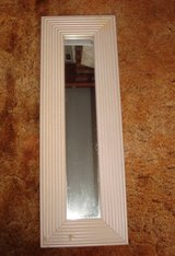 """DIY Mirror Project 27 1/4"""" x 9 1/4"""" Needs sanding and refinishing in Orland Park, Illinois"""