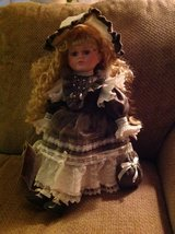 3 Collectible Porcelain dolls in Camp Pendleton, California