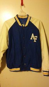 letter man jacket in The Woodlands, Texas