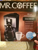 MR. COFFEE 12 CUP PROGRAMMABLE SYSTEM in Byron, Georgia