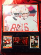 NFL 49ners plaque Great gift for any 49ers die hard fan in Travis AFB, California