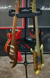 Guitar Stand holds 4 guitars or basses & Spins in 29 Palms, California