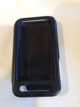 Phone Cases - Black Leather in Kingwood, Texas