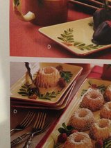 Christmas Appetizer/Dessert Plates - Southern Living At Home in Baytown, Texas