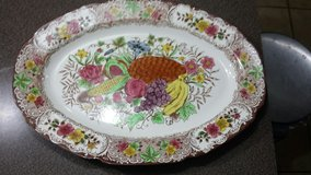 Serving Platter vintage perfect Thanksgiving in Glendale Heights, Illinois
