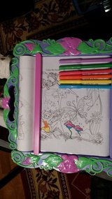 Tinkerbell color tablet roll in Fort Lewis, Washington