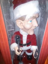 New / Santa Singing Bing Crosby Doll in Fort Campbell, Kentucky