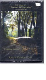 DVD - Seasons of Splendor / Special Scripture Edition - new in Tacoma, Washington