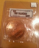 Vintage Treasury Department San Francisco Mint 1874-1937 Coin Medal Token (T=40/6) in Fort Campbell, Kentucky