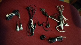 6 sets of Ear Phones in Fort Lewis, Washington