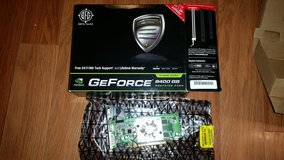 REDUCED: BRAND NEW BFG Graphic Card 8400 GS in Bolingbrook, Illinois