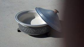 Large Serving Dish and Stand in 29 Palms, California