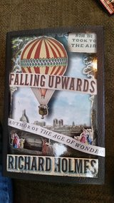 CLEARANCE Falling Upwards: How We Took to the Air by Richard Holmes Hardcover Book in Aurora, Illinois