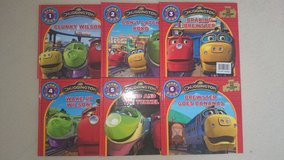 6 chuggington story books in Lakenheath, UK