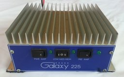 Galaxy 225w 10M HAM Radio Mobile Linear Amplifier in Fort Riley, Kansas