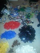 VINTAGE LARGE LOT OF LEGOS in Naperville, Illinois