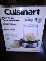 Cuisinart Popcorn Maker in Clarksville, Tennessee