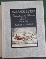 Currier & Ives Printmakers to The American People Book in Aurora, Illinois