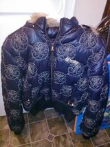 Black / Gold Ladies Jacket in Fort Campbell, Kentucky