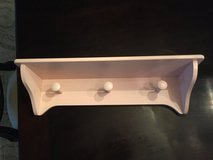 Shelf/Coat Rack in Glendale Heights, Illinois
