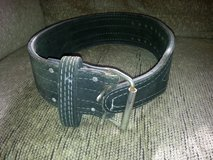 "** Serious 4"" Weight Lifting Belt 26 to 32"" ** in Camp Lejeune, North Carolina"