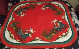 BEAUTIFUL HAND-MADE CHRISTMAS TREE SKIRT  - NEW in Alamogordo, New Mexico