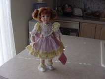 Musical Porcelain Doll in Alamogordo, New Mexico
