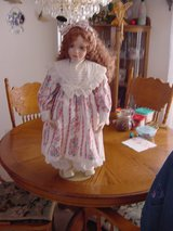 Large Porcelain Doll in Alamogordo, New Mexico