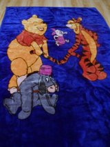 Poon&Friends twin size blanket in Hinesville, Georgia