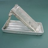 BREVETTATA CHEESE GRATER FOLD-IN TRAY in St. Charles, Illinois