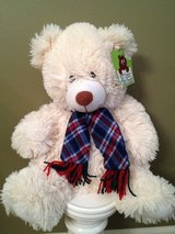 "NWT 18"" Bear with Scarf in Bolingbrook, Illinois"