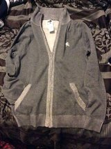 Mock neck zip-up cardigan *new* in Joliet, Illinois