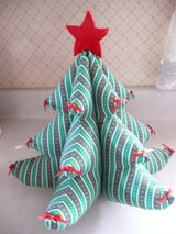 Cute Cloth Christmas Tree-new in Fort Riley, Kansas