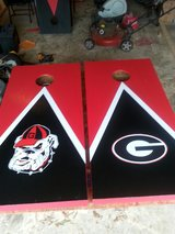 Cornhole Games in Macon, Georgia