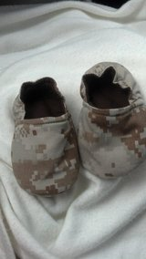 USMC MARPAT Baby Shoes, Handmade, New in Cherry Point, North Carolina
