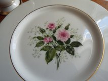 USA Fine Bone China... Provincial Rose/ Set of 4 (plus a few extras) in Camp Lejeune, North Carolina