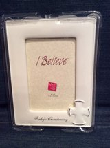 Russ Berrie and Co. Baby's Christening photo frame in Plainfield, Illinois