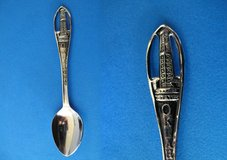 Collector Spoon Oklahoma Sooner State Oil Well Souvenir in Fort Benning, Georgia