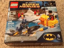 LEGO Superheroes 76010 Batman: The Penguin Face Off in Camp Lejeune, North Carolina