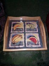 Wood Fruit Tray in Fort Campbell, Kentucky