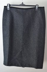 Talbots Black Skirt Size 10 MFP $119 in Naperville, Illinois