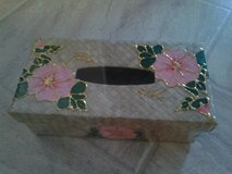 TISSUE/KLEENEX BOX HANDMADE-NEW!!!  FROM THE PHILIPPINES in Glendale Heights, Illinois