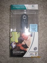 Logitech QuickCam for Notebooks Pro Brand New in Package! in Naperville, Illinois